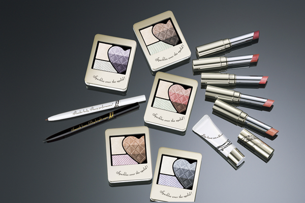Shiseido Integrate Fall 2010 Makeup 1