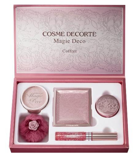 Kose Cosme Decorte Magie Deco Holiday 2010 Makeup 1