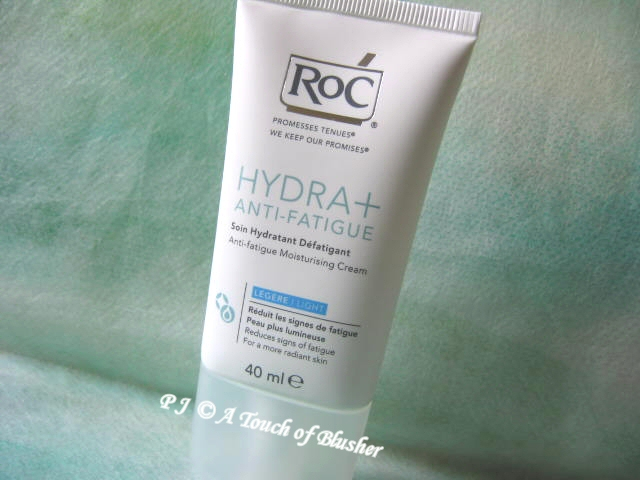 RoC Hydra+ Anti-Fatigue Moisturising Cream Light 1