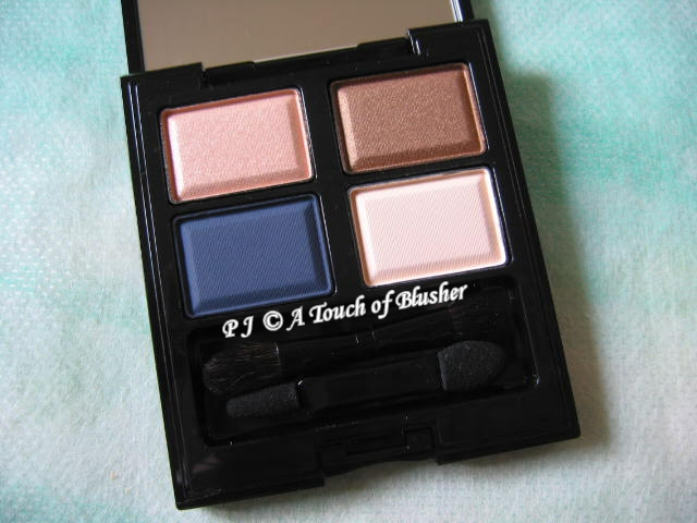 SUQQU Fall 2010 Makeup Blend Color Eyeshadow 01 Kakitsubata 1