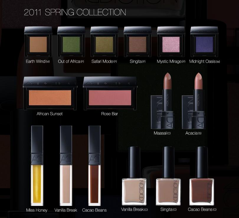 Addiction Spring 2011 Makeup 6