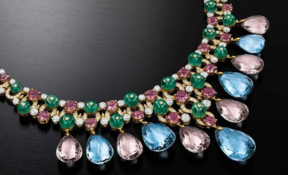 Bulgari High Jewellery Necklace in Yellow Gold 1