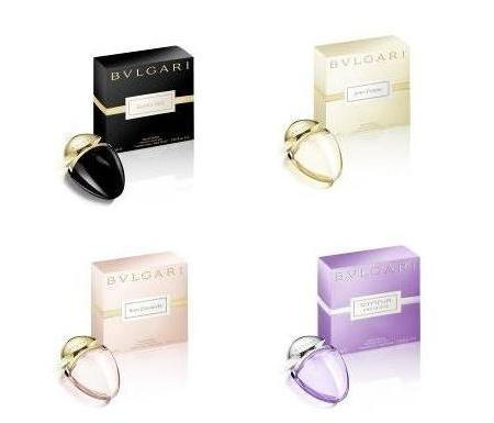 Bulgari Jewel Charms Collection Spring 2011 Fragrance 2