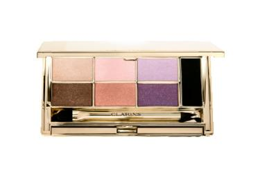 Clarins Spring 2011 Makeup Trend Neo Pastels Eye Color and Liner Palette 1