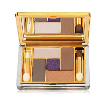 Estee Lauder Spring 2011 Makeup Trend Pure Color Five Color Eyeshadow Palette 1