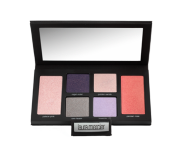 Laura Mercier Spring 2011 Makeup Trend Eye and Cheek Palette 1