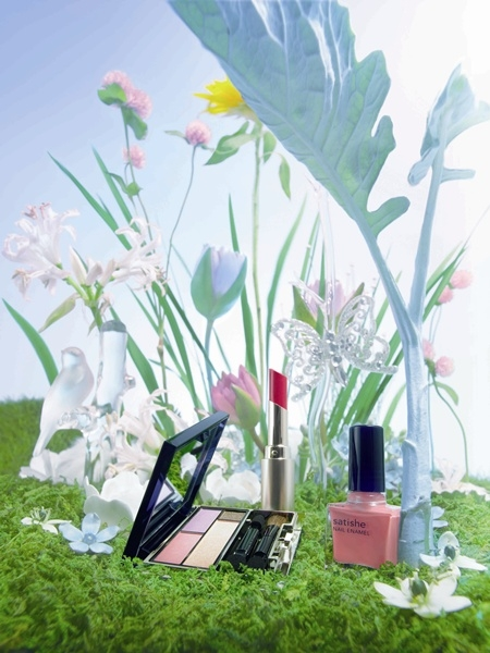 Sony CP Satishe Spring 2011 Makeup 2