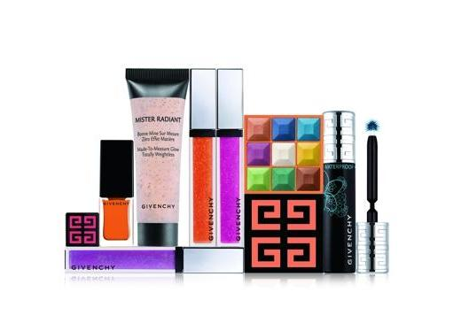 Givenchy Summer 2011 Makeup Trend 1