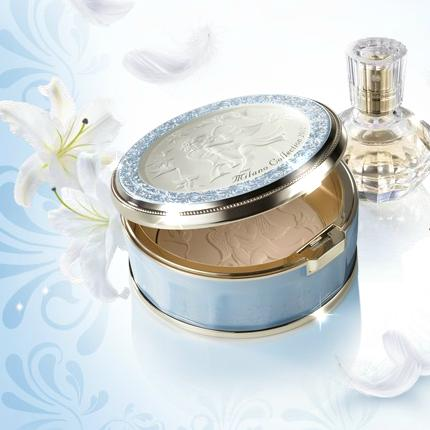 Kanebo Milano Collection 2012 Holiday 2011 Base Makeup Fragrance 4