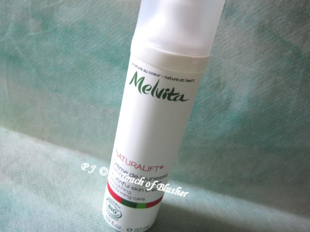 Melvita Naturalift Youthful Skin Cream Smoothing and Firming Care 1