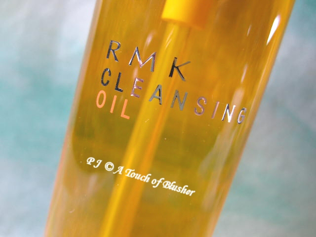 RMK Cleansing Oil S 1