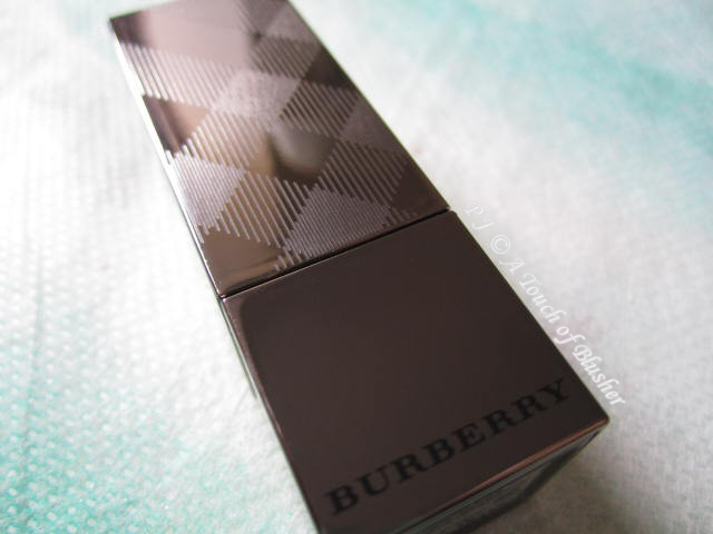 Burberry Lip Mist 209 Feather Pink Spring Summer 2011 Makeup 2