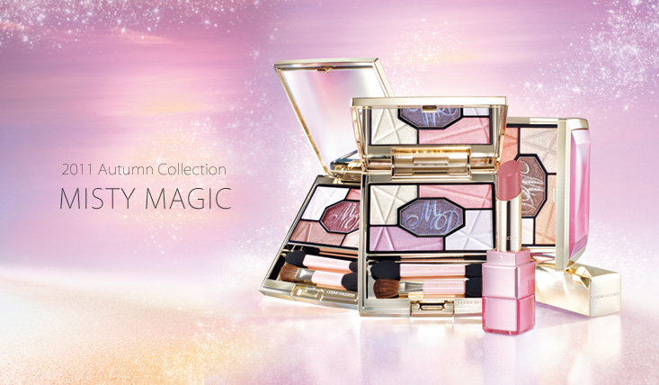 Kose Cosme Decorte Magie Deco Fall 2011 Makeup 1