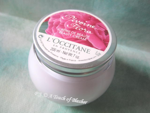 L'Occitane Pivoine Flora Beauty Cream 1
