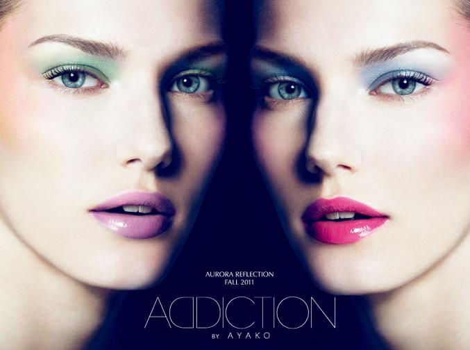 Addiction Fall 2011 Makeup Trend 1