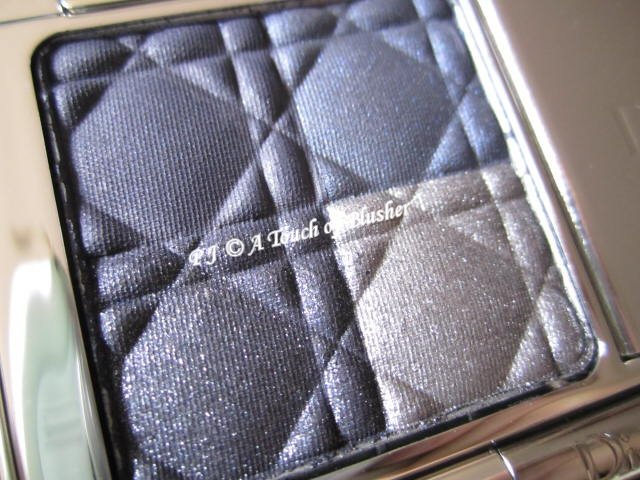 Dior Blue-Tie 001 Smoking Blue Fall 2011 Makeup 3