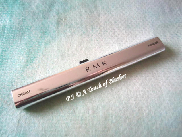 RMK Dusty Bright Eyes 03 Grayish Brown Fall 2011 Makeup 5
