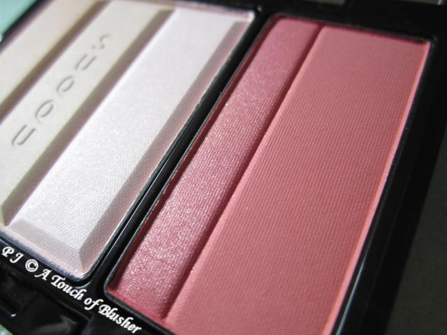 SUQQU Face Color Palette EX-01 Fall 2011 Makeup 3