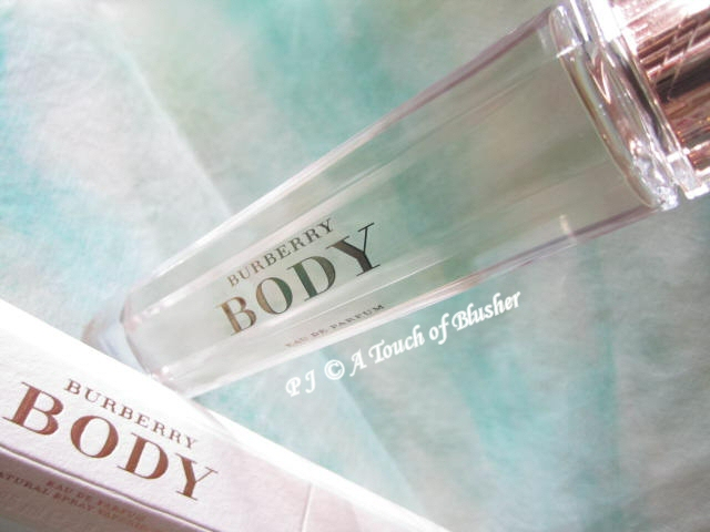 Burberry Body Eau de Parfum Fall 2011 1
