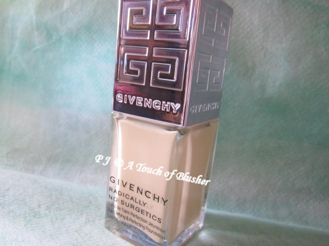 Givenchy Radically No Surgetics Age-Defying and Perfecting Foundation SPF 15 PA++ 1 Radiant Porcelain 1