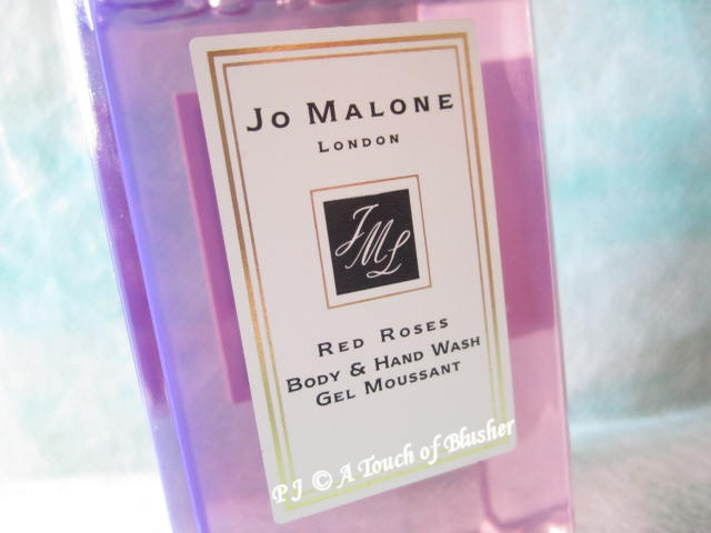 Jo Malone Red Roses Body and Hand Wash October 2011 1