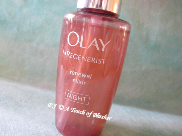Olay Regenerist Night Renewal Elixir 1