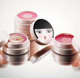 Sonia Rykiel Holiday 2011 Makeup 2