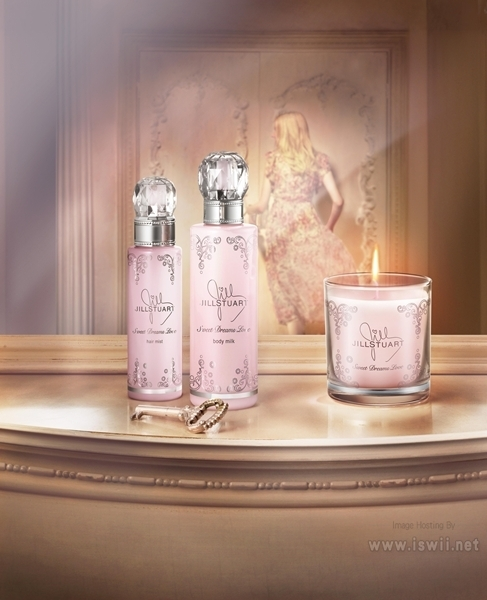 Jill Stuart Valentine's Day 2012 Bodycare Home Fragrance 1