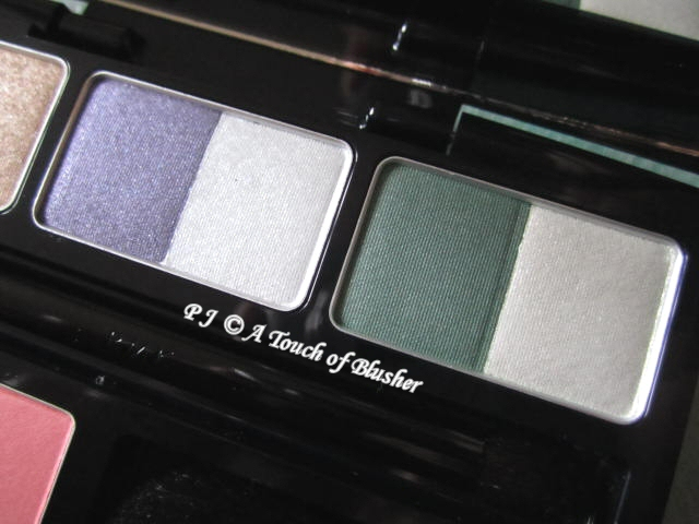 RMK Christmas Palette 2011 Holiday 2011 Makeup 5