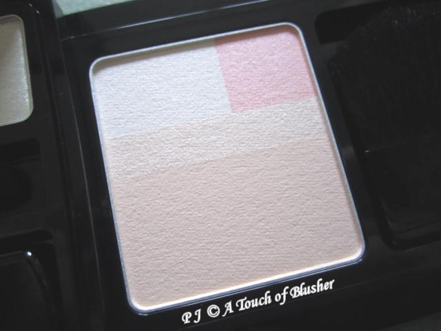 RMK Christmas Palette 2011 Holiday 2011 Makeup 7