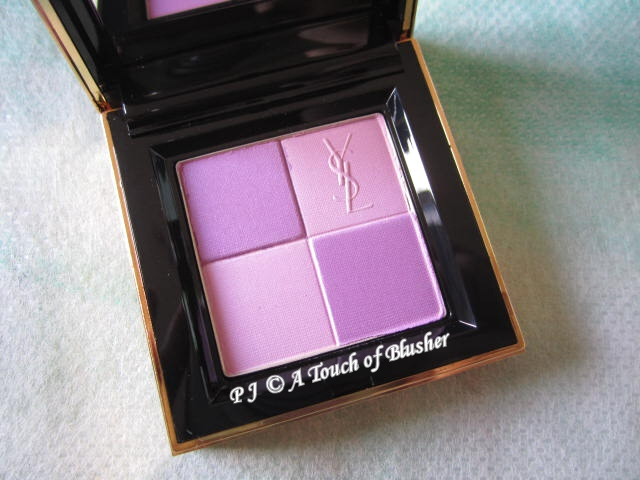 YSL Blush Radiance 3 Fall 2011 Makeup 1