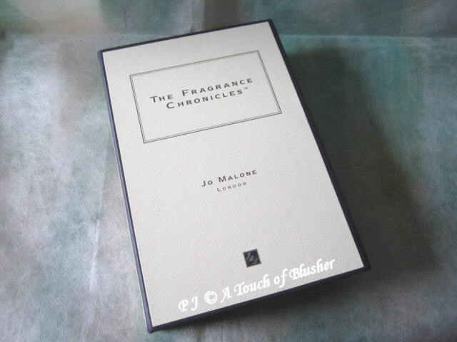 Jo Malone English Pear and Freesia Fragrance Chronicle Holiday 2011 Fragrance 1