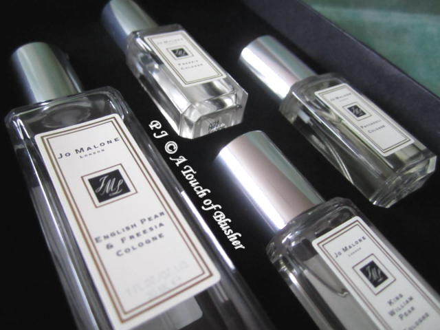 Jo Malone English Pear and Freesia Fragrance Chronicle Holiday 2011 Fragrance 3
