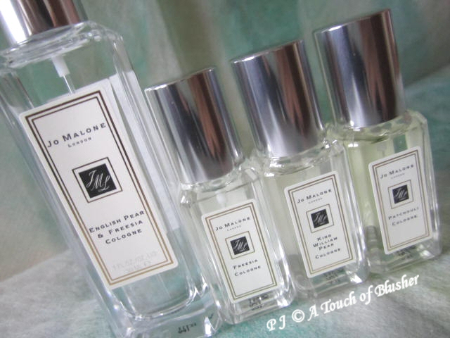 Jo Malone English Pear and Freesia Fragrance Chronicle Holiday 2011 Fragrance 4