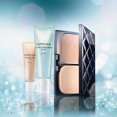 Kose Esprique Spring Summer 2012 Base Makeup 1