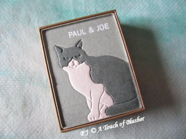 Paul and Joe Face and Eye Color CS 078 Purr-fect Spring 2012 Makeup 6