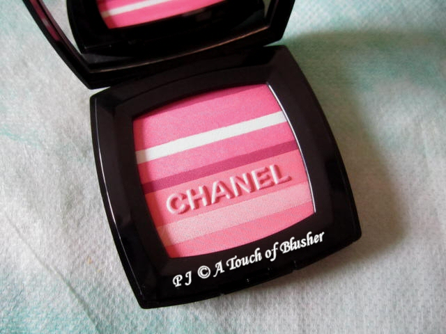 Chanel Blush Horizon de Chanel Soft Glow Blush Spring 2012 Makeup 1