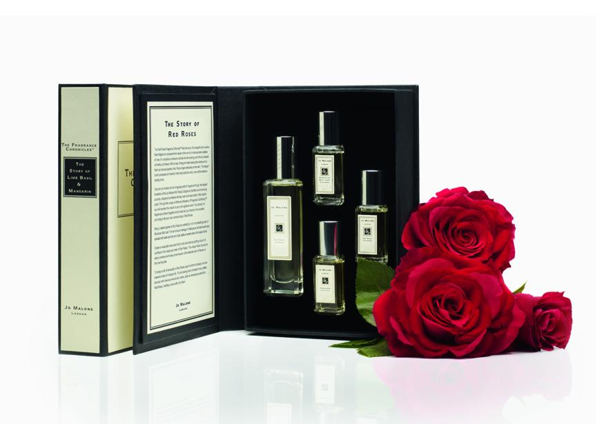 Jo Malone Red Roses Fragrance Chronicle Valentine's Day 2012 1