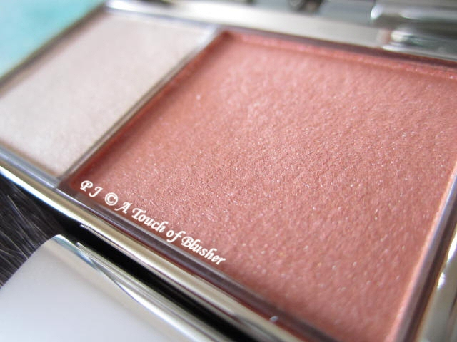 RMK Sprinkling Cheeks 03 Brown Spring 2012 Makeup 2