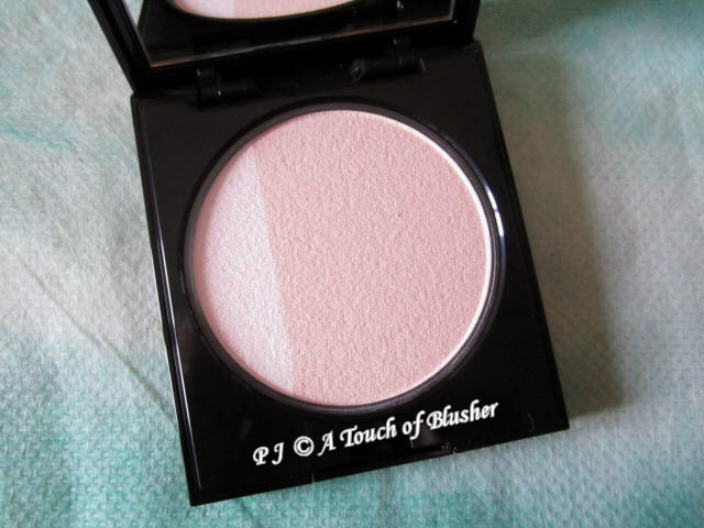 SUQQU Bright Veil Face Color EX-01 Spring 2012 Makeup 1