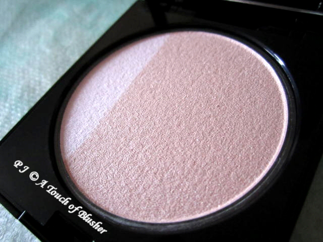 SUQQU Bright Veil Face Color EX-01 Spring 2012 Makeup 2