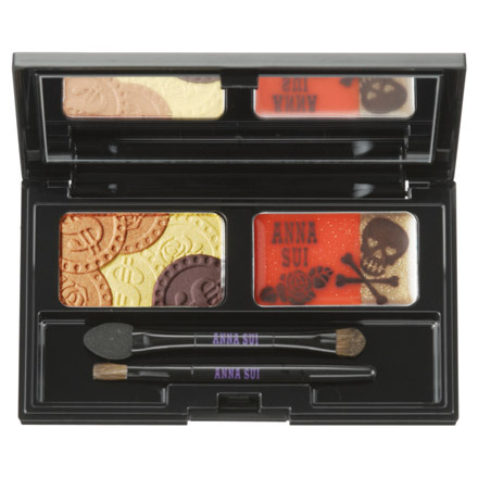 Anna Sui Summer 2012 Makeup 1