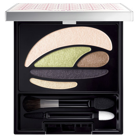 Kao Sofina Aube Couture Summer 2012 Makeup 2