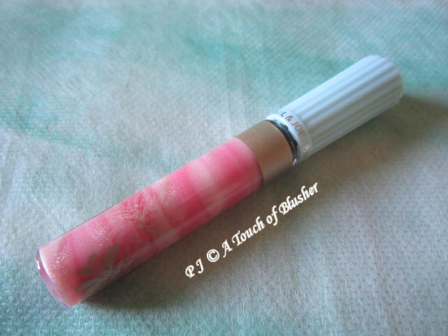 Paul and Joe Lip Gloss B 002 Summer 2011 Makeup 1