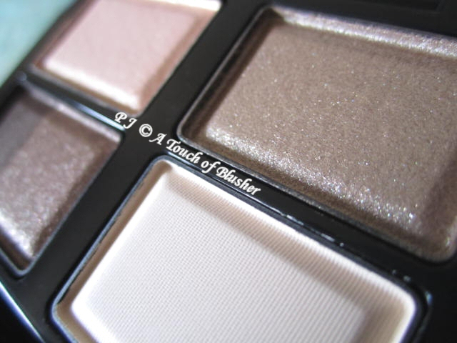 SUQQU Blend Color Eyeshadow 10 Kozuecha Spring 2012 Makeup 2