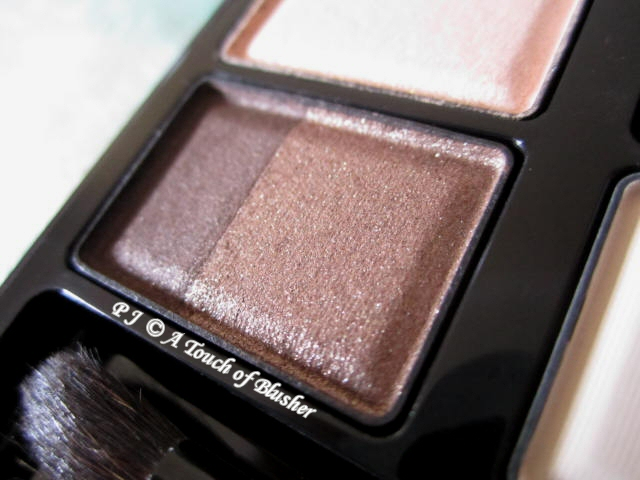 SUQQU Blend Color Eyeshadow 10 Kozuecha Spring 2012 Makeup 3