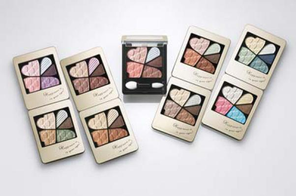 Shiseido Integrate Summer 2012 Makeup 1