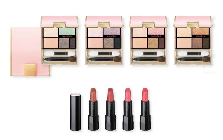 Shiseido Maquillage Fall 2012 Makeup 1