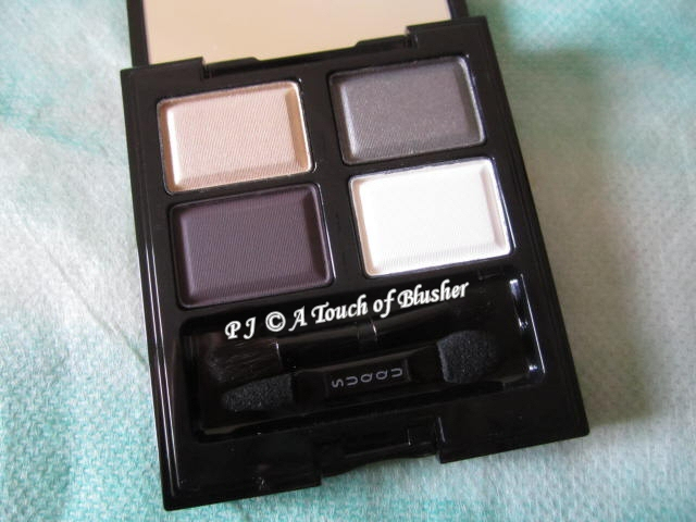 SUQQU Blend Color Eyeshadow 06 Ginbudou Fall 2010 Makeup 1