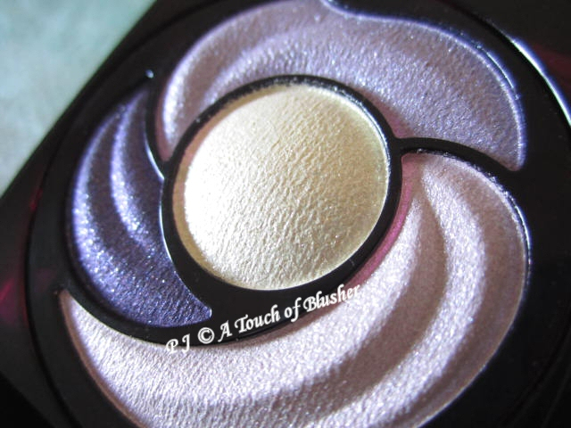 Kanebo Lavshuca Pure Blossoming Eyes PU Summer 2012 Makeup 5
